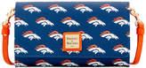 Dooney & Bourke NFL Broncos Daphne Crossbody Wallet
