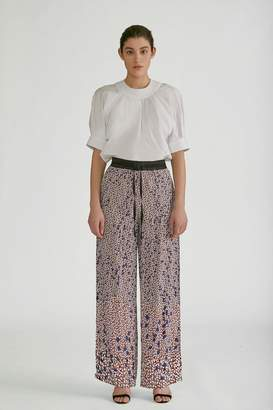 Yigal Azrouel Falling Leaves Track Pant