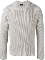 Jil Sander chunky knit sweater - men - Cotton - 46