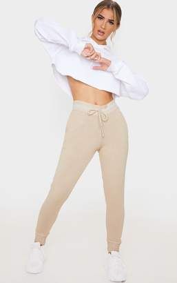 PrettyLittleThing Blush Knitted Jogger