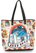 Loungefly Star Wars R2-D2 Tattoo Tote