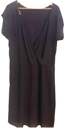 Hartford Blue Silk Dress for Women