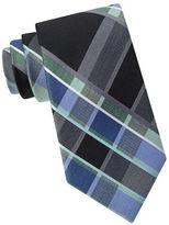 MICHAEL Michael Kors Playful Plaid Silk Tie