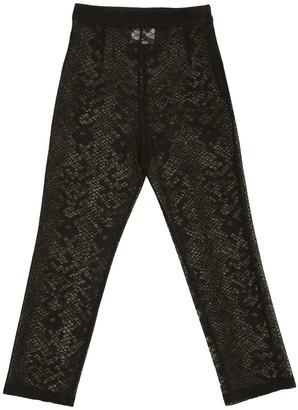 Boo Pala London Intro Lace Trousers