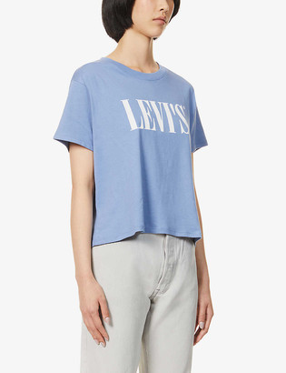 Levi's Varsity cotton-jersey T-shirt