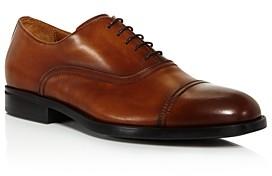 Bruno Magli Men's Butler Leather Cap-Toe Oxfords