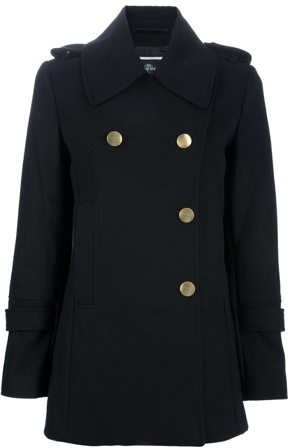 By Malene Birger 'Degna' pea coat