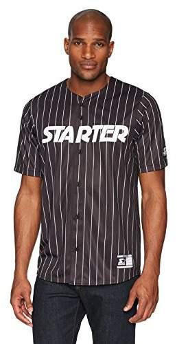 brand new 957c7 ceba1 Starter Men's Baseball Jersey