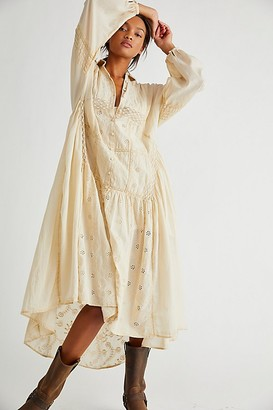 Free People The Adventuring Midi Dress