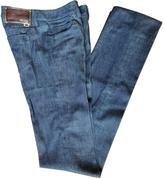 Prada Natural Jean / Straight Cut