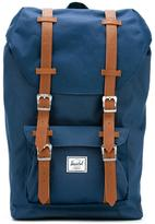 Herschel double strap fastening backpack