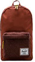 Herschel Woodside Knitted Collection Backpack