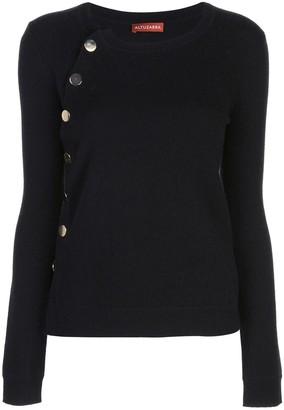 Altuzarra Minamoto buttoned jumper