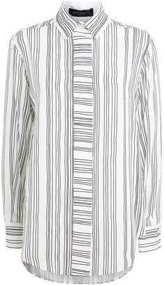 Piazza Sempione Stripe Long-Sleeved Shirt