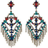 Dannijo Coraza Crystal Earrings
