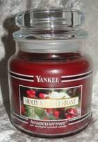 Yankee Candle Holly & Red Currant 14.5 oz