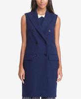 Lauren Ralph Lauren Double-Breasted Vest