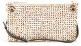 The Row Mother-of-pearl embellished shoulder bag