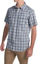 Columbia Leadville Ridge Shirt - Snap Front, Short Sleeve (For Men)