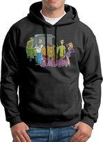 Sarah Men's Scooby Doo Logo Hoodie L