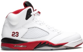 Jordan Air 5 Retro fire red