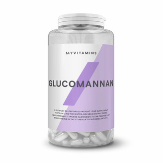 Myvitamins Glucomannan - 180Capsules