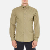 Gant Men's Dreamy Oxford Garment Dyed Shirt Cypress Green