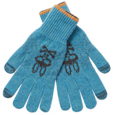Psycho Bunny Basic Intarsia Gloves
