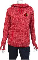 Antigua Women's Louisville Cardinals Recruit Pullover Sweatshirt