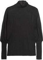 Enza Costa Fine-knit turtleneck sweater