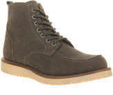 Ask the Missus Tyrone Wedge Sole Boots