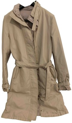 Max Mara 's Beige Trench Coat for Women
