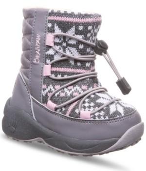 BearPaw Toddler Girls Sadie Winter Boots from Finish Line
