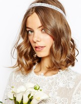 Asos Bridal Flower & Faux Pearl Headband