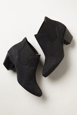 Anthropologie Chelsea Ankle Booties