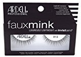 Ardell Faux Mink #813 Black Lashes (3 Pack)