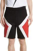 Neil Barrett Men's Modernist Neoprene Shorts