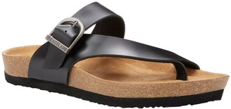 Eastland Leather Thong Sandals - Shauna