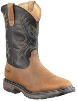 Ariat Men's Workhog Wide Square Steel Toe H2O