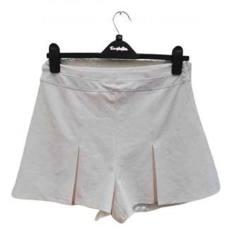 Sweaty Betty White Polyester Skirts
