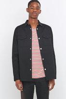 Wemoto Merton Black Overshirt