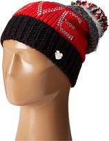 Betsey Johnson Love Beanie Hat