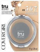 Cover Girl truBlend Pressed Blendable Powder, Translucent Medium, 0.39 Ounce