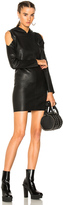 RtA Grace Leather Dress