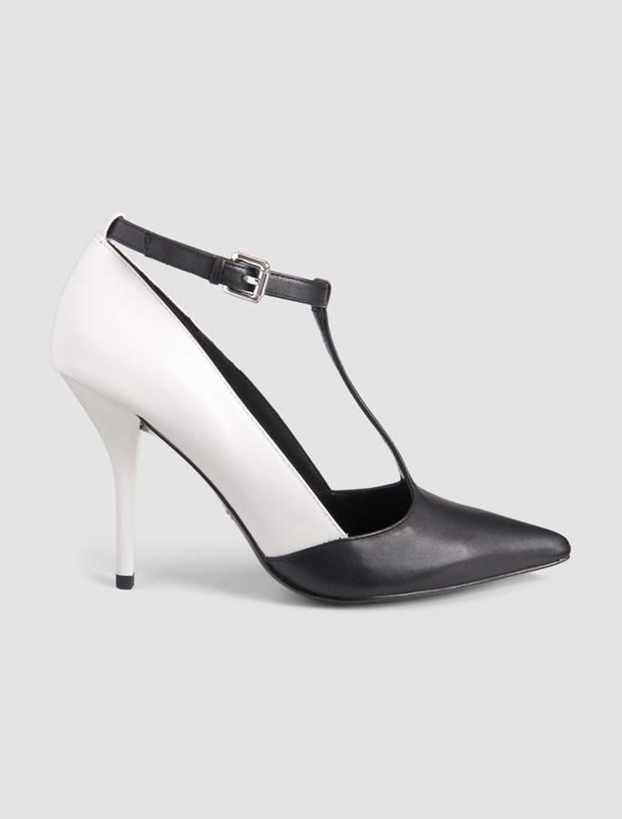 Calvin Klein meline t-strap pump