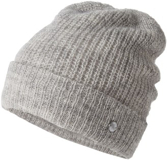 Tom Tailor Women's Hairy Knit Beanie