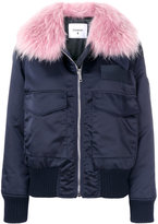 Dondup contrast padded jacket