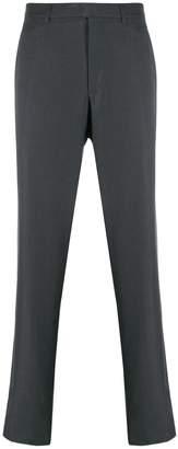 Ermenegildo Zegna high-waisted tailored trousers