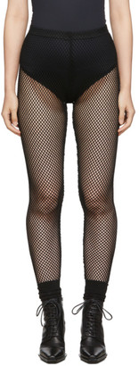 Comme des Garcons Black Small Net Tights