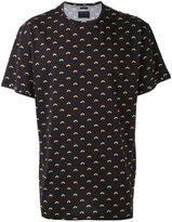 Marc Jacobs rainbow-print T-shirt - men - Cotton - XS
